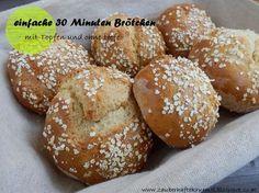 glutenfreie Semmeln, glutenfreie Brötchen ohne Hefe, glutensfreie schnelle Brötchen, gesunde Brötchen, gesunde Semmeln