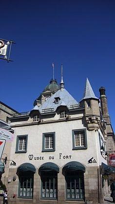 Musee du Fort, Quebec City