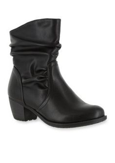 Easy Street Black River Boot