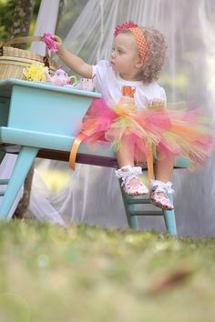 Tutus all the time!
