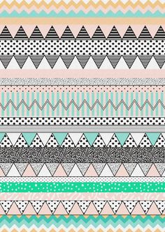 Aztec Wallpaper