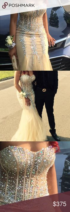 Prom Gown Prom Dress by Jovani. Stunning! A show STOPPER!! Worn one night. Perfect condition! Jovani Dresses Prom