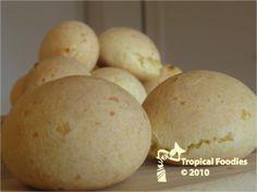 Pan de bono - Colombia es pasion!