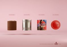 Campanha validades da prefeitura (Propeg, 2016): a campaign that reveals, in a quite original way, the set of all expiration dates of industrial goods components, which often go unnoticed by most.
