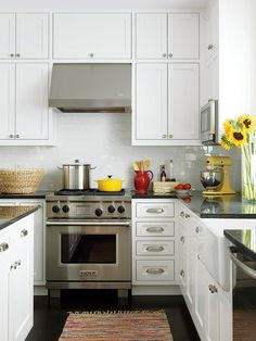 a9c8b575656 Keep your kitchen in order by creating a place for everything. Store  cookware and utensils