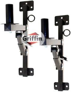 Stellar Labs 555-11660 Adjustable Speaker Pole
