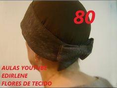AULA 80 - CHAPÉU (Ideal para quem faz tratamento de quimioterapia)