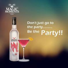 #Magic #Moments #Raspberry #Vodka