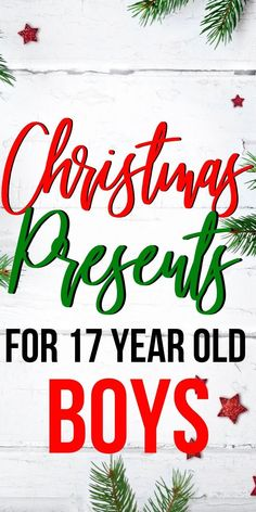 Check out the Best 20 Christmas presents for 17 year old boys! Impress even the toughest boy in your world and he will be super happy! 17 Year Old Christmas Gifts, Young Adult Christmas Gifts, Christmas Gift Themes, Christmas Presents For Boys, Teen Presents, Christmas Decor, Christmas Ideas, Gifts For Young Men, Cool Gifts For Teens