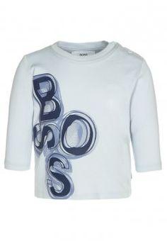 BOSS Kidswear - Longsleeve - himmelblau