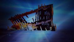 """Peter Iredale shipwreck,Fort Stevens, Oregon.  The Wreck of the Peter Iredale ship on the Oregon Coast www.oregonphotos.com/Peter-Iredale.html   Cached Shipwrecked on the Oregon Coast """"Wreck of the Peter Iredale"""" The 3 a.m. hour of October 25, 1906 was dark, windy and cold. The 275 foot long Liverpool sailing ship ..."""