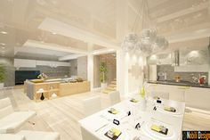 Design interior casa moderna Brasov. #designerbrasov #arhitectbrasov #designinterior #firmadedesigninterior Design Case, Minimalism, Traditional, Living Room, Interior Design, Mirror, Bedroom, Kitchen, Furniture