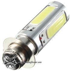 6,01€ - ENVÍO GRATIS - Bombilla Para Faro Anti-Niebla 10W 6500K White COB LED DRL PX15d P15D25-1
