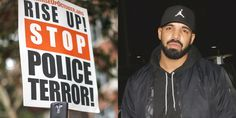 Celebrities Fed Up! Drake Takes a Public Stance Against Police Brutality #music #entertainment #celebrity #sound #musician #famous #interesting