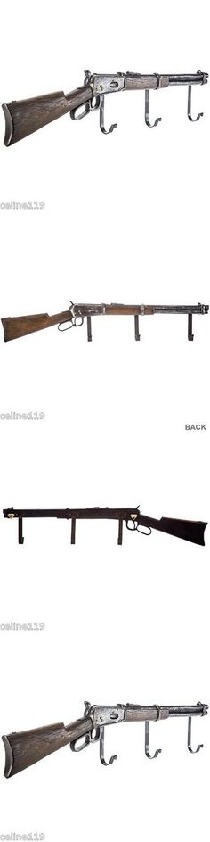 Racks 73961: Shotgun Wall Mount Hook Resin Coat Rack Hunting Cabin Rifle Gun Farmhouse New!! -> BUY IT NOW ONLY: $31.99 on eBay!