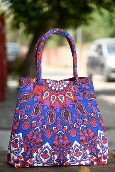 Riyaz Floral Mandala Bags. #bag #baggy #boho #carry #bags #shoulder #shopping #tote #ethnic #love #gypsy #soul #Beautiful Made with Best CottonFabric Screen Printed Mandala Bag.Bag closes with a High Quality Magnet Button.  * BagHas Two small Pockets AndA Zipper Pocket Inside For Valuable Things.  *A Perfect Shoulder Bag /Hobo Bag / Hand Bag to give to elegant look.