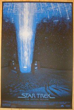 "2011 ""Star Trek: The Motion Picture"" - Poster by Daniel Danger"