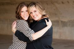 Lisa Flader and Rachel Boyer, Co-Founders and Editors of Life + Lens Blog