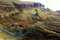Isle of Skye Walks: The Quiraing Walk on the Isle of Skye in Scotland