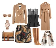 """""""OOTD, Stylebob.com"""" by freida-adams ❤ liked on Polyvore featuring Balmain, Dsquared2, McQ by Alexander McQueen, Burberry, Jason Wu, Ralph Lauren Collection, Michael Kors, Tom Ford, women's clothing and women"""