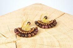 """Ohrschmuck """"Candy"""" Fair Trade, Stud Earrings, Jewelry, Ear Jewelry, Rhinestones, Jewlery, Jewerly, Stud Earring, Schmuck"""