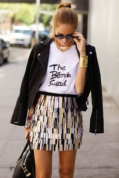 New York fashionweek: day 5 | The Blonde Salad