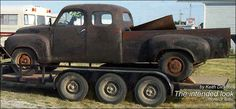 The FORDification.com Forums • View topic - Studebaker trucks