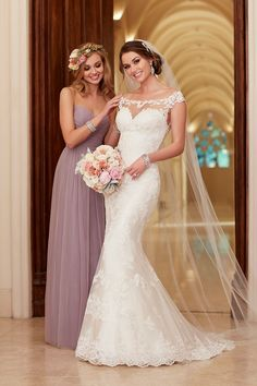Stella York bridal designs 2015