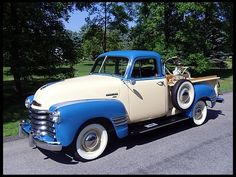 1952 Chevrolet 5 Window Pickup 235 CI, 3-Speed for sale by Mecum Auction