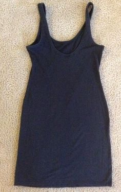 Victoria Secret PINK Womens Bodycon Dress Sz S / c #VictoriasSecret #StretchBodycon #Casual