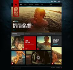 Rip Curl - Live the search by Vitor Andrade