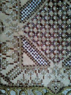 Swedish Weaving Patterns, City Photo, Pearl Embroidery, Manualidades