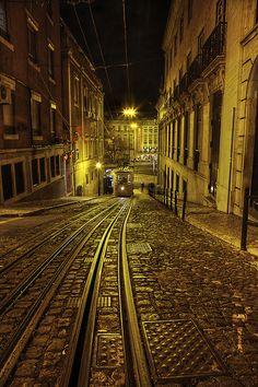 Lisbon . Down Town