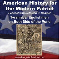 Tyrannical Englishmen on Both Sides of the Pond