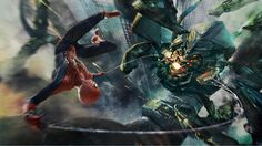 CONCOURS The Amazing Spider man 2 !