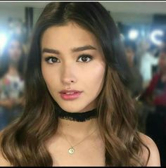 Filipino-American actress and model Liza Soberano tops the list of 'The 100 Most Beautiful Faces of actress and model Liza Soberano has been chosen as the most beautiful woman in the world in TC Candler's 'The 100 Most Beautiful Faces of Liza Soberano, Prity Girl, Pretty Eyes, Wedding Makeup, Pretty People, Asian Beauty, Beauty Women, Makeup Looks, Hair Makeup