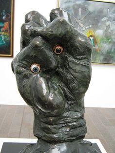 Fist, 1947, Enrico Donati