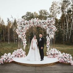 🍀Клевер. Цветы и Декор☘️ (@kleverkhv.ru) • Фото и видео в Instagram Wedding Backdrop Design, Wedding Ceremony Decorations, Wedding Venues, Floral Wedding, Rustic Wedding, Wedding Flowers, Bridesmaid Dresses, Wedding Dresses, Wedding Preparation