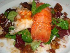 Ensalada de Langosta Reserva Online de platos tipicos en EligeTuPlato.es