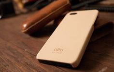 Coraza Original leather case for iPhone5/5S - www.viaalto.com