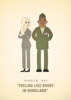 99 Problems - Feeling Like Brody In Homeland