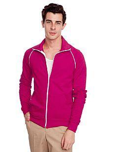 American Apparel Unisex California Fleece Track Jacket, Custom Printed Unisex California Fleece Track Jacket. As low as $32.00, 5455