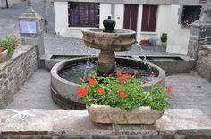 fontaine du Griffoul