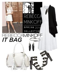 """""""rebecca minkoff bag for fall"""" by iraavalon ❤ liked on Polyvore featuring Mode, Rebecca Minkoff, Dolce&Gabbana, rebeccaminkoff und contestentry"""
