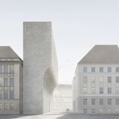 Berlin, New Construction, Facades, Building, House, Buildings, Facade, Construction, Architectural Engineering