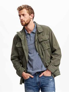 Men's Clothes: Jackets & Outerwear | Old Navy
