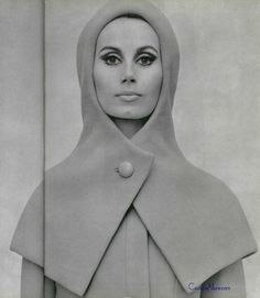 Guy Laroche hood, 1964.
