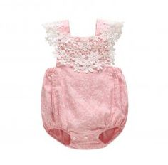 Cheap infant bodysuit, Buy Quality bodysuits fashion directly from China girls sleeveless bodysuits Suppliers: Vlinder 2017 New Fashion Summer Baby Girls Newborn Suspender Clothing Sleeveless Bandage Lace Flowers Printing Infant Bodysuits Toddler Girl Romper, Toddler Jumpsuit, Floral Bodysuit, Baby Bodysuit, Baby Outfits Newborn, Baby Girl Newborn, Baby Girls, Matching Family Outfits, Bebe
