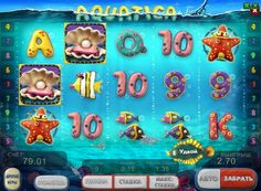 Pelaa online hedelmäpeli Aquatica rahalle. On-line hedelmäpeli Aquatica.Lähistöllä suunnitellut tunnettu yritys Globotech. Sen teema on omistettu vedenalaiseen maailmaan ja sen asukkaiden, kuten Dolphin huoneessa. Valmistaja Aquatica pelikone tarjoaa pelaajille sukeltavat syvyyksiin meren etsimään aarretta. Täältä löydät niitä oikeudenmuk