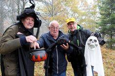 Spindlar, älvor, skelett, häxor, troll och annat dyker upp på Billingen när Lions club Skövde/Ryd har sin årliga Halloweenvandring på lördag. Pengarna som kommer in går till välgörenhet.